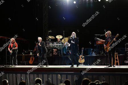 Michael Allsup, Danny Hutton, David Morgan, Paul Kingery