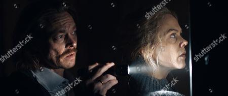 Kristoffer Joner as Kristian Eikjord and Ane Dahl Torp as Idun Karlsen