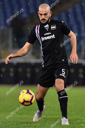 Riccardo Saponara of Sampdoria