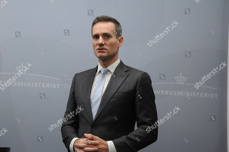 Rasmus Jarlov, Minister for Trade and Business