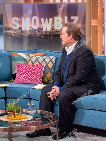 Editorial photo of 'This Morning' TV show, London, UK - 03 Jan 2019