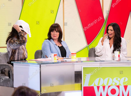 Editorial picture of 'Loose Women' TV show, London, UK - 03 Jan 2019