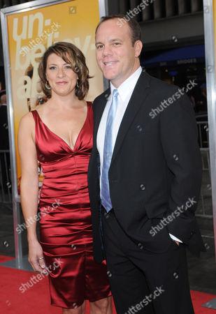 Tom Papa and Cynthia Papa