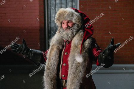 Editorial picture of 'The Christmas Chronicles' Film - 2018