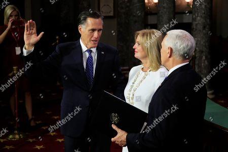 Editorial picture of Senate, Washington, USA - 03 Jan 2019