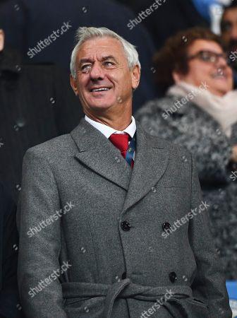Former Liverpool player Ian Rush