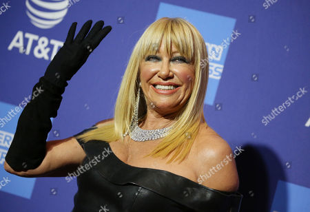 Stock Picture of Suzanne Somers