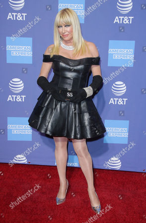 Stock Photo of Suzanne Somers