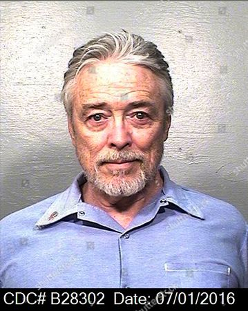 This July 1, 2016 photo from the California Department of Corrections and Rehabilitation shows Robert Kenneth Beausoleil. On, a California parole panel has for the first time recommended that Charles Manson follower Beausoleil be freed after nearly a half-century in prison. The decision will be considered by California's incoming governor, Gavin Newsom, who could block the release. Beausoleil was convicted in the 1969 slaying of musician Gary Hinman, and not involved in the most notorious killings of actress Sharon Tate and six others