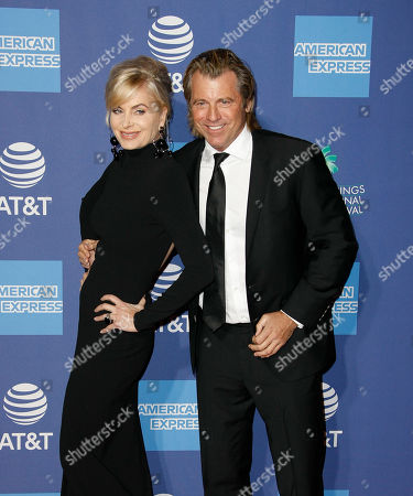 Stock Image of Vincent Van Patten, Eileen Davidson