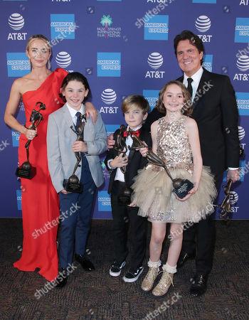 Editorial picture of Palm Springs International Film Festival Film Awards Gala, Press Room, USA - 03 Jan 2019