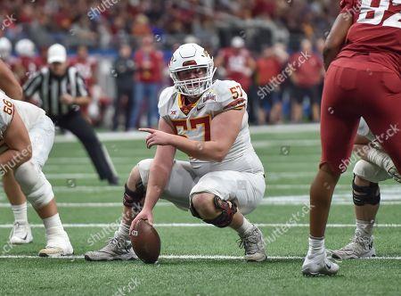 Editorial image of NCAA Football 2018: Iowa State vs Washington State, San Antonio, USA - 28 Dec 2018