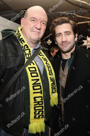 John Carroll Lynch and Jake Gyllenhaal
