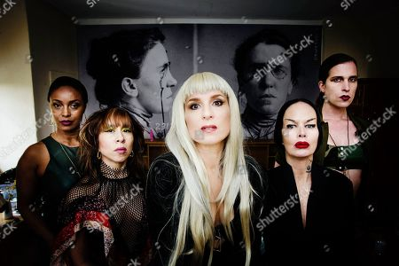 Editorial photo of 'The Misandrists' Film - 2017