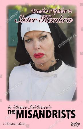Kembra Pfahler as Sister Kembra