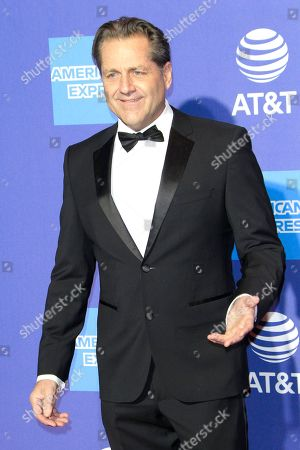 James Van Patten arrives for the 30th Palm Springs International Film Festival, in Palm Springs, California, USA, 03 January 2019. The PS Film Festival honors actors in eleven categories at its awards gala.