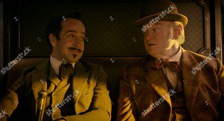 Jonjo O'Neill as The Englishman and Brendan Gleeson as The Irishman