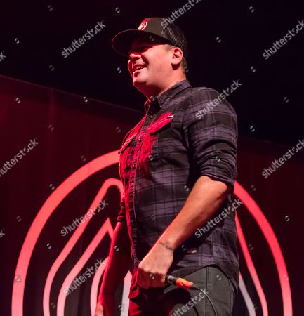 Editorial photo of Alien Ant Farm in concert at the HEB Center, Cedar Park, USA - 22 Aug 2018