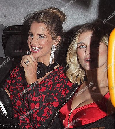 Ashley James and Vogue Matthews