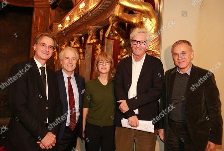 Editorial image of 'Fidelio' opera press conference, Vienna, Austria - 04 Jan 2019