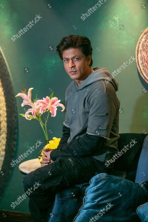 Stock Picture of Shahrukh Khan
