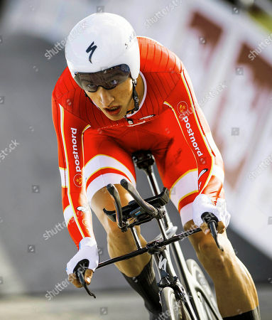 Editorial picture of World Cycling Championships, Innsbruck, Austria - 2018