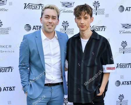 Leland and Troye Sivan