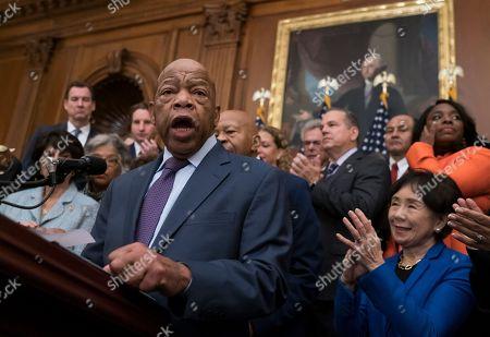 Editorial picture of Democrats Election Reform, Washington, USA - 04 Jan 2019