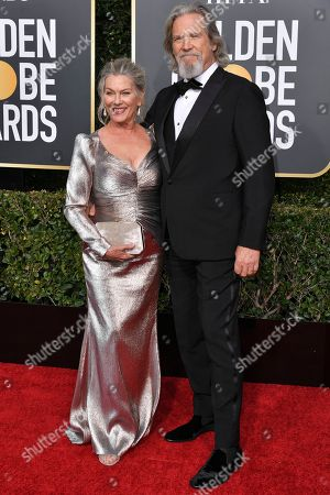 Editorial image of 76th Annual Golden Globe Awards, Arrivals, Los Angeles, USA - 06 Jan 2019