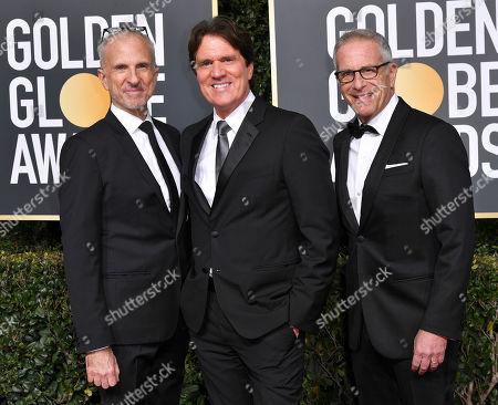 John DeLuca, Rob Marshall and Marc E. Platt