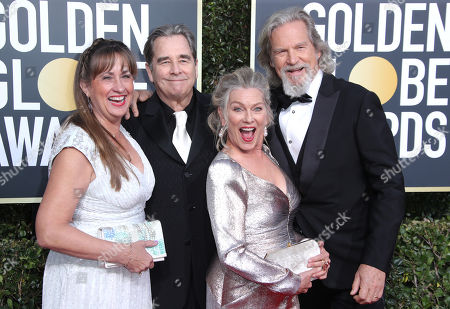 Editorial photo of 76th Annual Golden Globe Awards, Arrivals, Los Angeles, USA - 06 Jan 2019