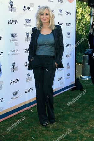 Eileen Davidson arrives for the 2019 Palm Springs International Film Festival - Variety's Creative Impact Awards/10 Directors To Watch at the Parker Palm Springs in Palm Springs, California, USA, 04 January 2019. The Palm Springs Film Festival honors actors in eleven categories at its awards gala.