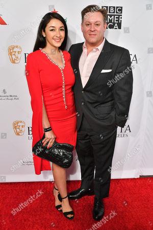 Yvette Yates and Shaun Redick