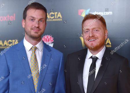 Scott Beck and Bryan Woods
