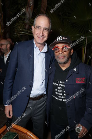 Brian Roberts - Chairman, President & CEO Comcast and Focus Features, Writer/Producer/Director Spike Lee