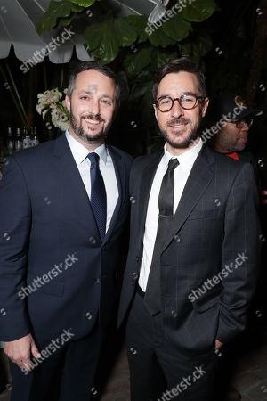 Producer Sean McKittrick and Producer Raymond Mansfield