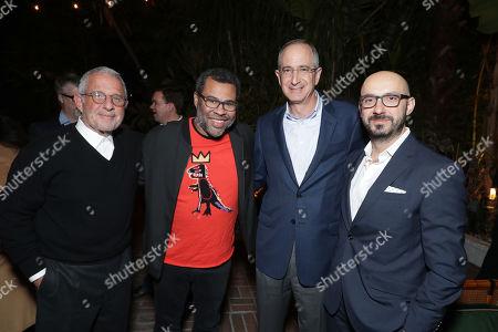Ron Meyer - Vice Chairman NBCUniversal, Producer Jordan Peele, Brian Roberts - Chairman, President & CEO Comcast, Peter Kujawski - Chairman, Focus Features