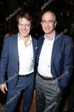Producer Jason Blum and Brian Roberts - Chairman, President & CEO Comcast