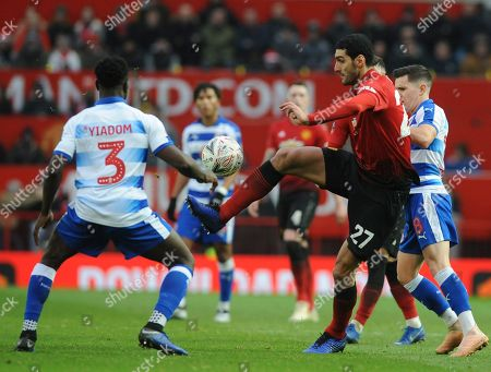 Editorial picture of Soccer English FA Cup, Manchester, United Kingdom - 05 Jan 2019