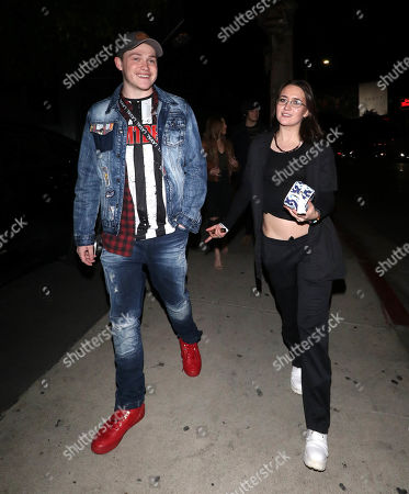 Editorial photo of Celebrities out and about, Los Angeles, USA - 04 Jan 2019