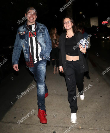 Editorial image of Celebrities out and about, Los Angeles, USA - 04 Jan 2019