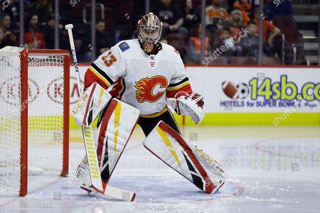 0dca7f7ce4b Fotografia editoriale Flames Flyers Hockey, Philadelphia, USA - 05 Jan 2019