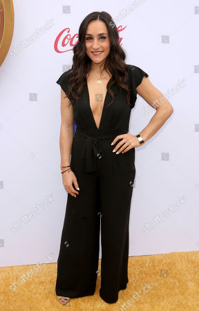 Jordyn Wieber arrives at the '6th Annual Gold Meets Golden', in West Hollywood, Calif