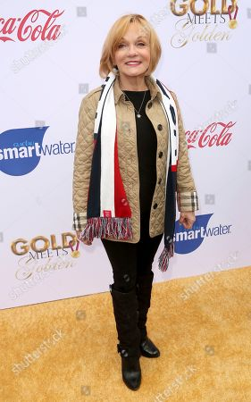 Editorial image of 6th Annual Gold Meets Golden, West Hollywood, USA - 05 Jan 2019