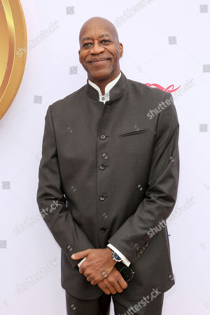 Edwin Moses arrives at the '6th Annual Gold Meets Golden', in West Hollywood, Calif