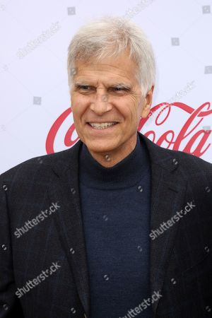 Stock Image of Mark Spitz arrives at the '6th Annual Gold Meets Golden', in West Hollywood, Calif