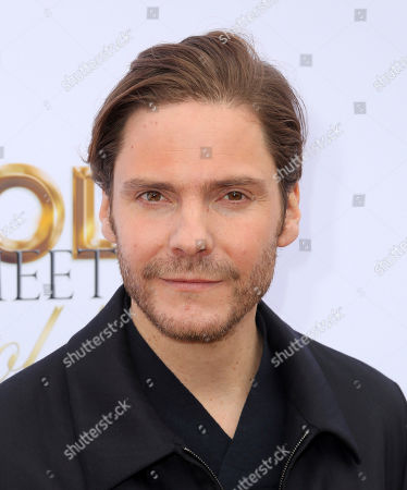 Daniel Bruhl arrives at the '6th Annual Gold Meets Golden', in West Hollywood, Calif