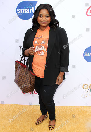Editorial image of 6th Annual Gold Meets Golden Brunch, Arrivals, Los Angeles, USA - 05 Jan 2019