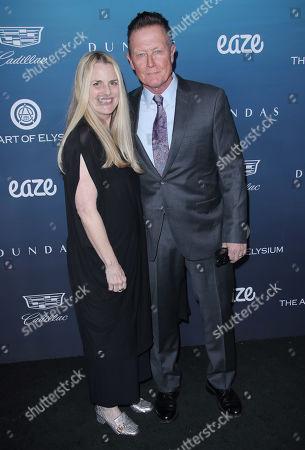 Barbara Patrick and Robert Patrick