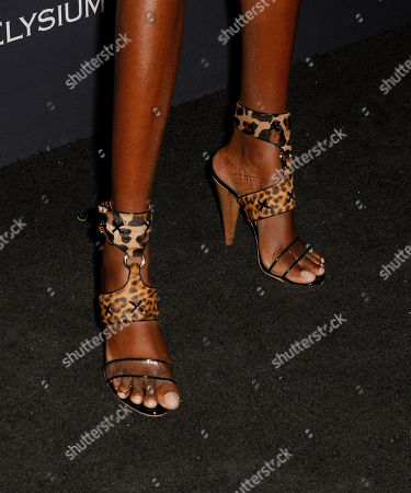 Tami Williams, shoe detail